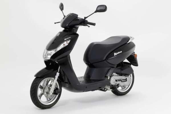 KISBEE 50cc